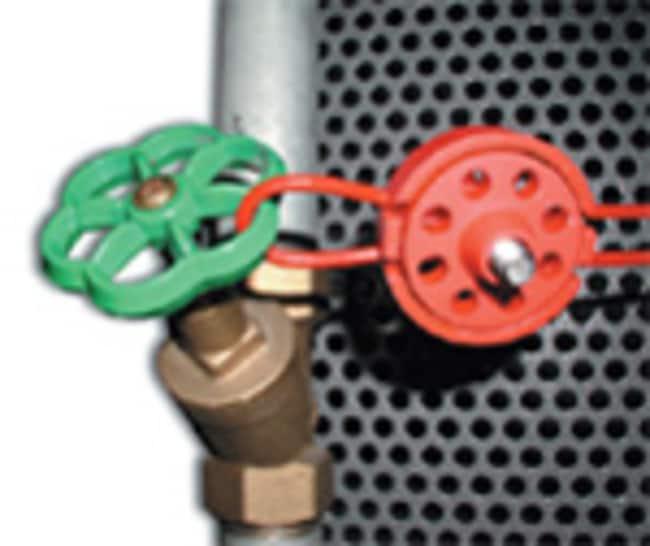 Brady™Polypropylene Moulding & Stainless Steel Pro-Lock Cables Color: Green Brady™Polypropylene Moulding & Stainless Steel Pro-Lock Cables