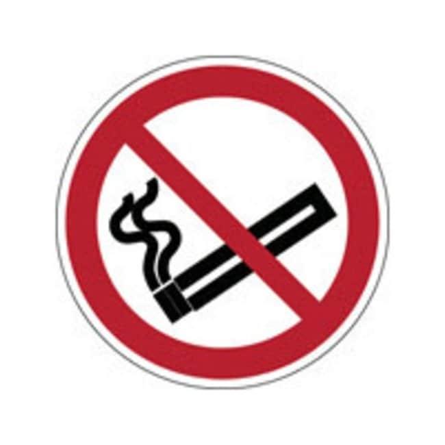 Brady™Aluminium: ISO-Sicherheitsschild– Rauchen verboten 200mm Durchm. Brady™Aluminium: ISO-Sicherheitsschild– Rauchen verboten