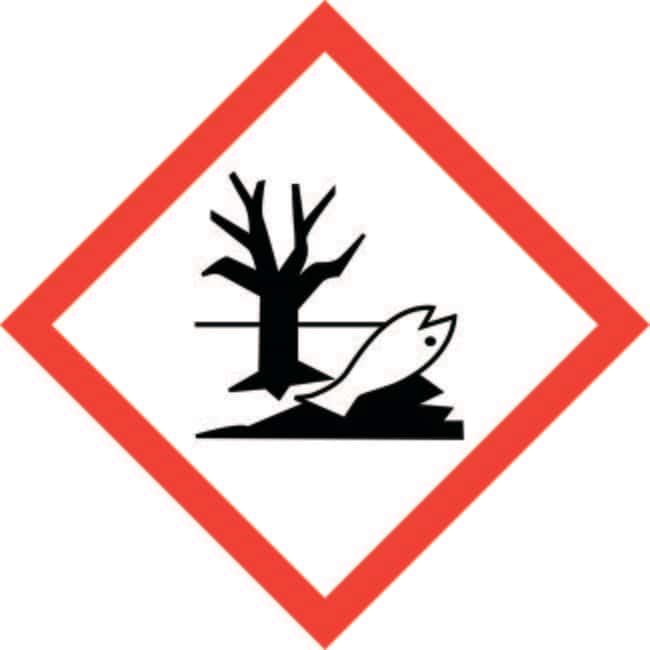 Brady™GHS-Symbolschilder aus Polyester, laminiert Hazardous to Aquatic Environment; Width: 40mm; 100 Pack Brady™GHS-Symbolschilder aus Polyester, laminiert