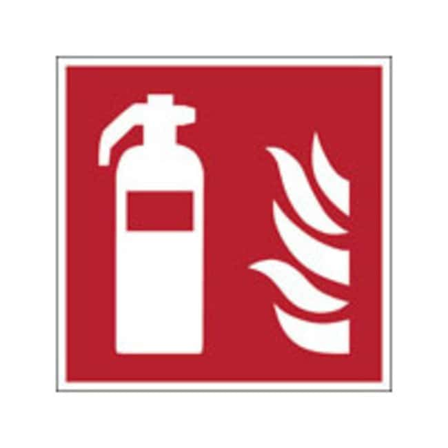 Brady™ISO7010-Zeichen– Feuerlöscher Bx H: 100 x 100mm Brady™ISO7010-Zeichen– Feuerlöscher