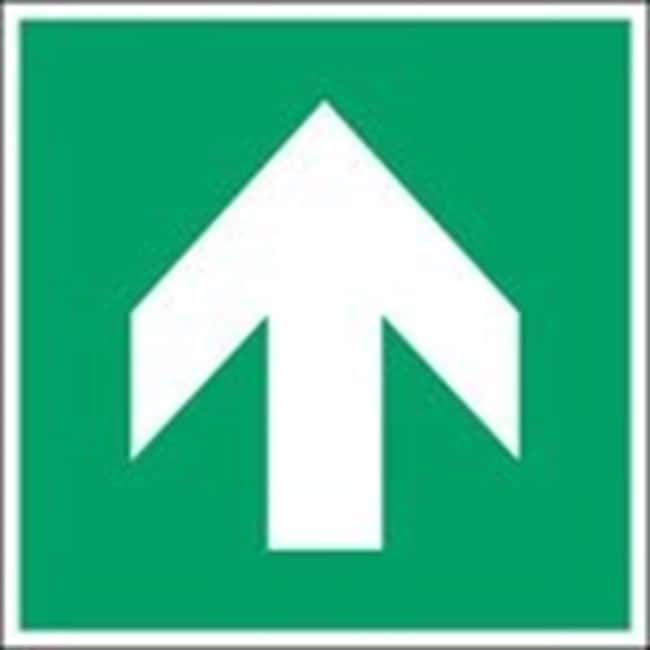 Brady™Polypropylene: ISO Safety Sign - Direction arrow 90°, To the right, Green W x H: 315 x 315 mm Brady™Polypropylene: ISO Safety Sign - Direction arrow 90°, To the right, Green