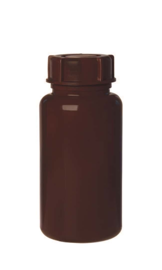 BRAND™ Wide Neck LDPE Bottle Capacity (Metric): 2000 mL BRAND™ Wide Neck LDPE Bottle