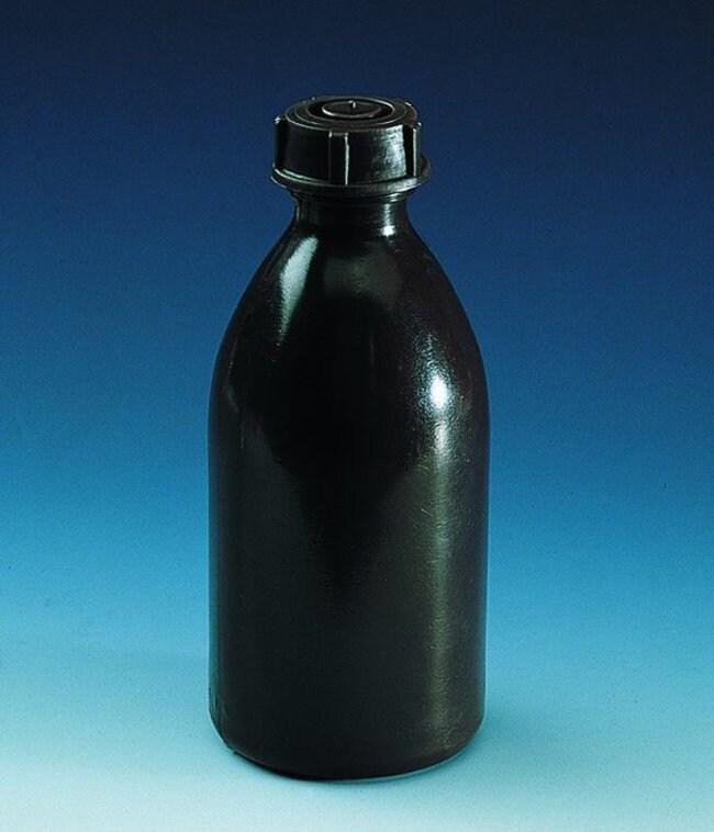 BRAND™Amber LDPE Amber Bottle Capacity: 50 mL BRAND™Amber LDPE Amber Bottle