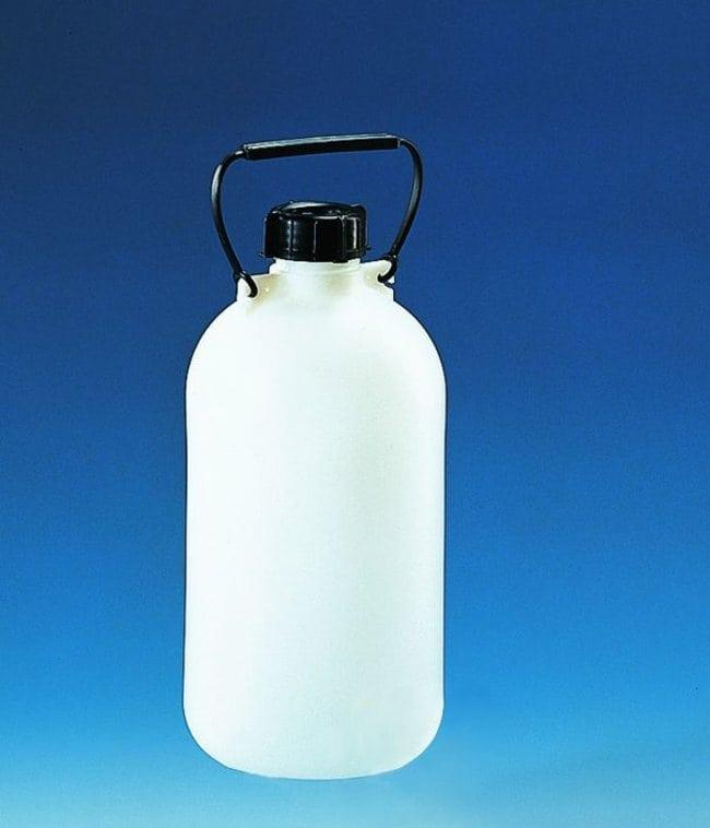 BRAND™HDPE Storage Bottle Capacity: 5 L BRAND™HDPE Storage Bottle