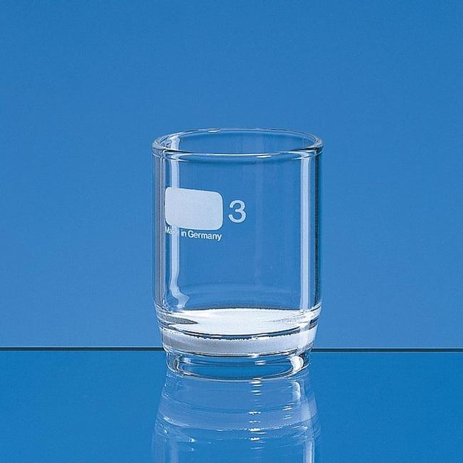 BRAND™2 D Filter Crucible Porosity: 1 BRAND™2 D Filter Crucible