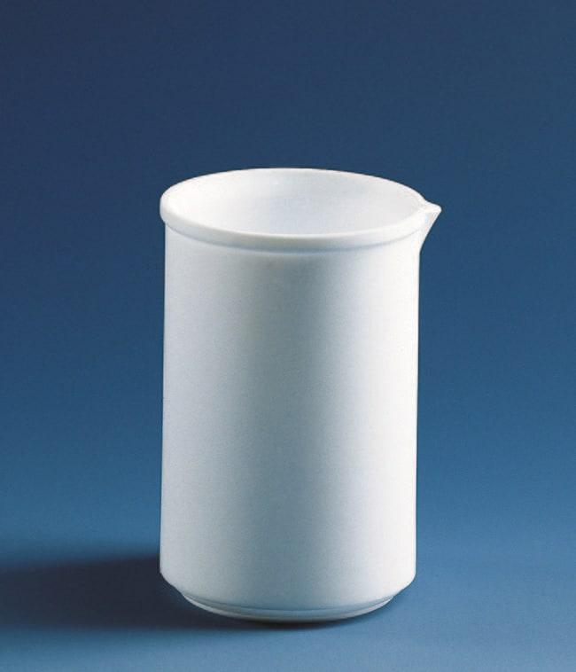 Brand™Low Form PTFE Beakers Capacity: 250mL Brand™Low Form PTFE Beakers
