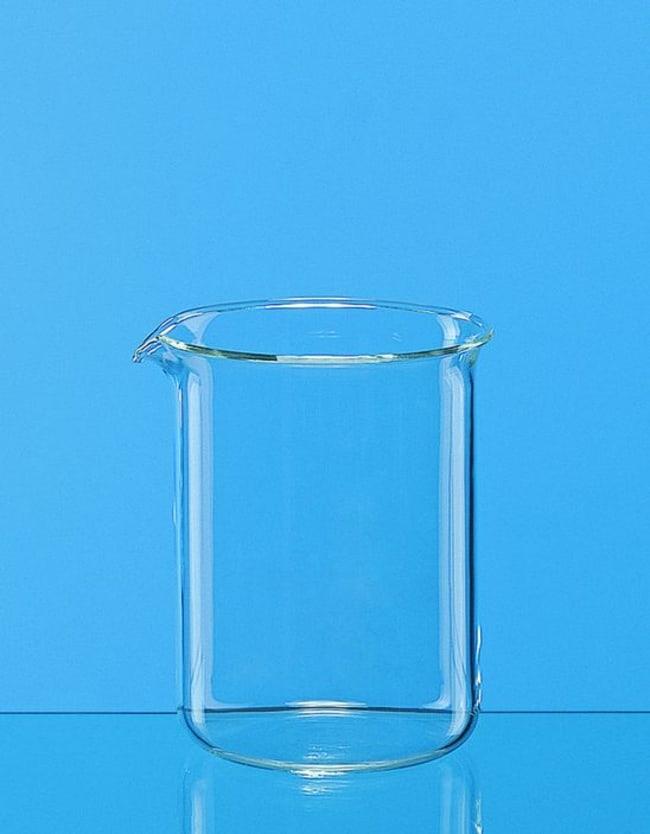 BRAND™Low Form Glass Beaker Capacity: 5 mL BRAND™Low Form Glass Beaker