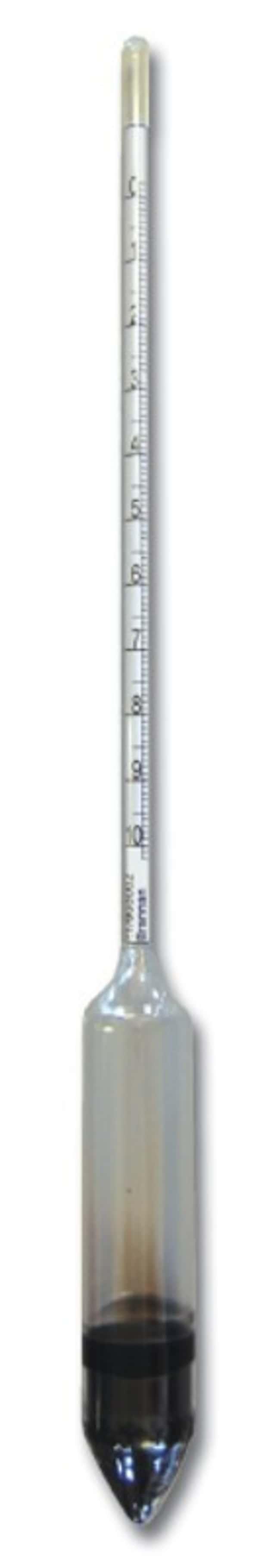 Brannan™Baumé Hydrometer Brannan Baume Hydrometer – Bereich: 0 bis 50Grad Brannan™Baumé Hydrometer