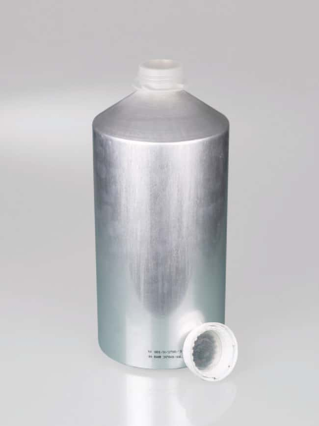 Buerkle™ Aluminum Bottles with Tamper-evident Screw Cap and