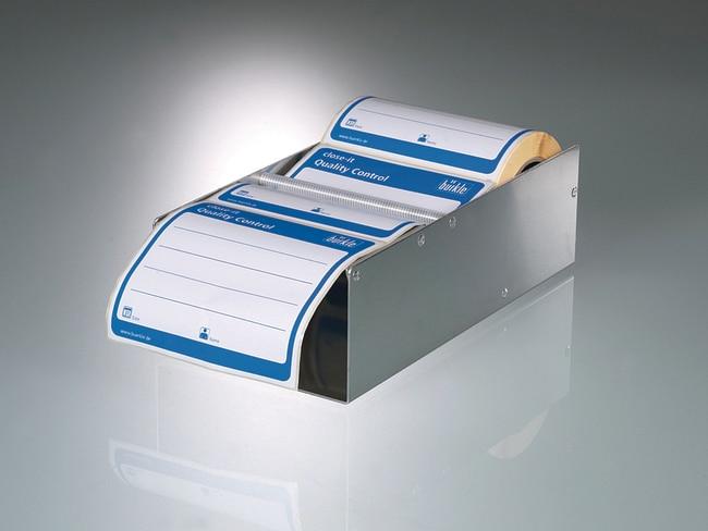 Buerkle™Control Seal Close-it Food and Pharma Maxi 150x150 Blue Buerkle™Control Seal Close-it Food and Pharma Maxi 150x150