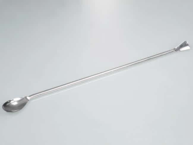 Buerkle™Cuillère d'échantillonnage en acier inoxydable V2A Longueur: 500mm, Capacité: 9ml Buerkle™Cuillère d'échantillonnage en acier inoxydable V2A