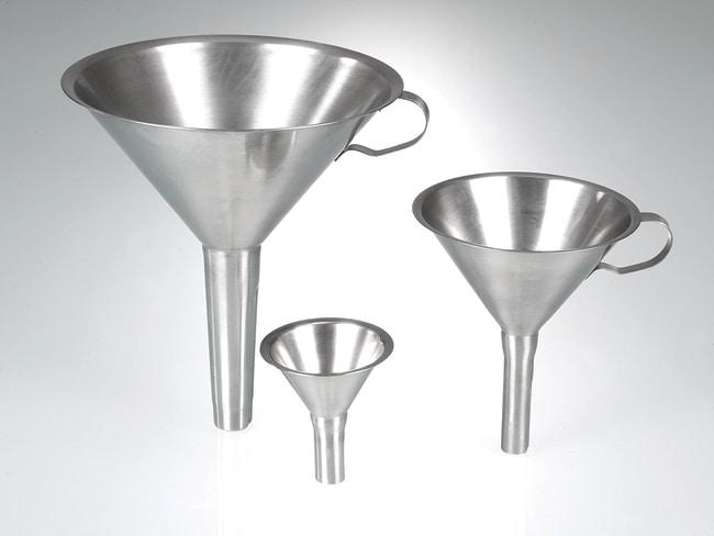 Buerkle™Trichter Edelstahl Dia. Top: 300mm; Dia. Stem: 20 mm Buerkle™Trichter Edelstahl