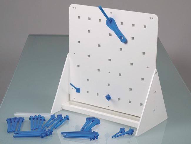 Buerkle™Égouttoir de paillasse en PVC avec bac collecteur Dimensions: 400x400mm Buerkle™Égouttoir de paillasse en PVC avec bac collecteur