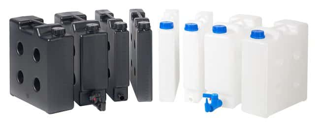 Buerkle™ Compact Jerrycan, Electroconductive: Carboys Beakers, Bottles, Cylinders and Glassware