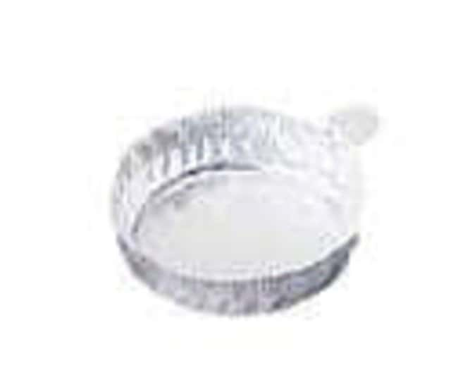 Cole Parmer™Aluminum Crimpled-Walled Weighing Dishes with Tab 20 mL Cole Parmer™Aluminum Crimpled-Walled Weighing Dishes with Tab