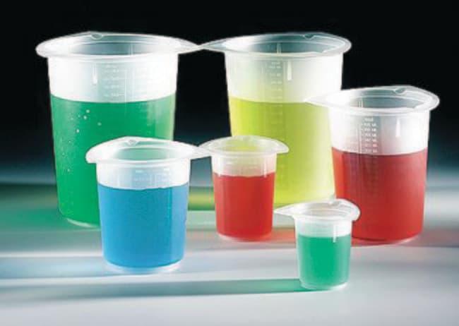Cole-Parmer™Polypropylene Beaker Capacity: 100mL Cole-Parmer™Polypropylene Beaker