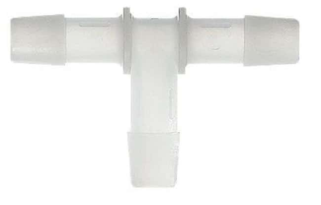 Masterflex™ T-Connecting Union, PVDF Fits 5/8 in. ID tubing Masterflex™ T-Connecting Union, PVDF