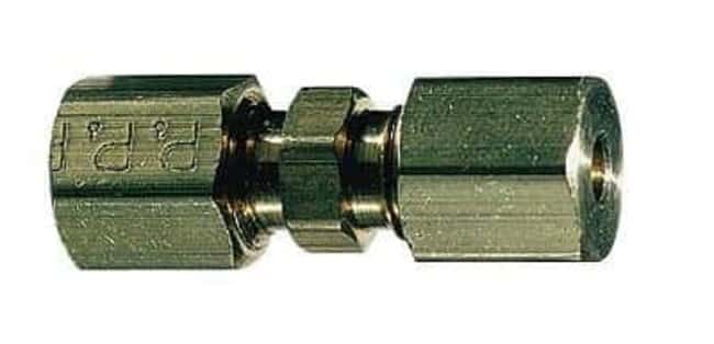 Cole-Parmer™ Straight Compression Union 3/8 in. Cole-Parmer™ Straight Compression Union