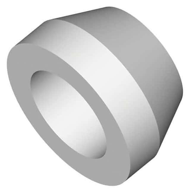 Kinesis™Kegeldichtung aus PTFE, 50psi, 1.5mm, Omnifit 4.0 mm OD Kinesis™Kegeldichtung aus PTFE, 50psi, 1.5mm, Omnifit