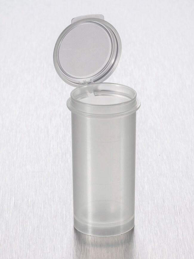 CORNING GOSSELIN™Gerader Behälter, mit Klappdeckel 35ml Probenbehälter
