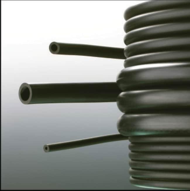 Deutsch Neumann™Tubulure en caoutchouc butadiène-acrylonitrile noire Dia.int.: 4mm Deutsch Neumann™Tubulure en caoutchouc butadiène-acrylonitrile noire