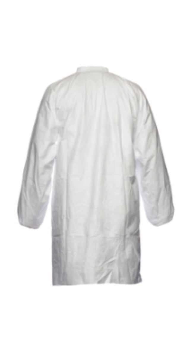 DuPont™Tyvek 500 Laboratory Coat no pockets Size: 2X-Large DuPont™Tyvek 500 Laboratory Coat no pockets