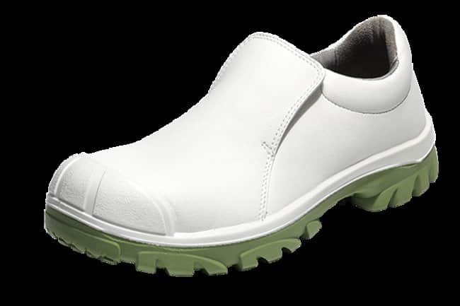 Emma Safety Footwear Vera Safety Shoes, Green: Foot Protection Equipo de protección personal