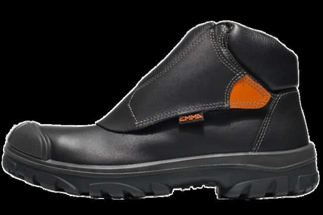 Emma Safety Footwear Vulcanus Safety Shoes Size: 48 Emma Safety Footwear Vulcanus Safety Shoes