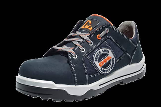 Emma Safety FootwearJack (Ruffneck) Safety Shoes Size: 47 Emma Safety FootwearJack (Ruffneck) Safety Shoes