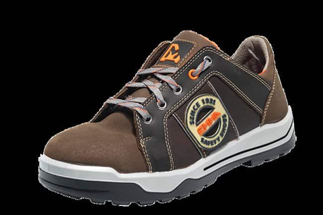 Emma Safety Footwear Dave (Ruffneck) Safety Shoes Size: 48 Emma Safety Footwear Dave (Ruffneck) Safety Shoes