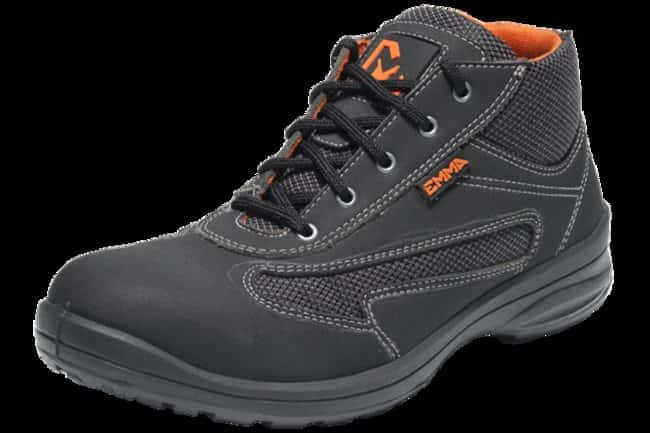 Emma Safety FootwearAmber Safety Shoes Size: 37 Emma Safety FootwearAmber Safety Shoes