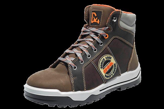 Emma Safety FootwearDonovan (Ruffneck) Safety Shoes Size: 48 Emma Safety FootwearDonovan (Ruffneck) Safety Shoes