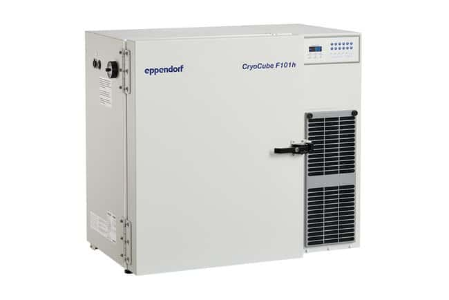 Eppendorf AG CryoCube® F101h, 101 L, with LED interface, green cooling liquids, and air-cooling, 2, 230 V/50 Hz EU plug