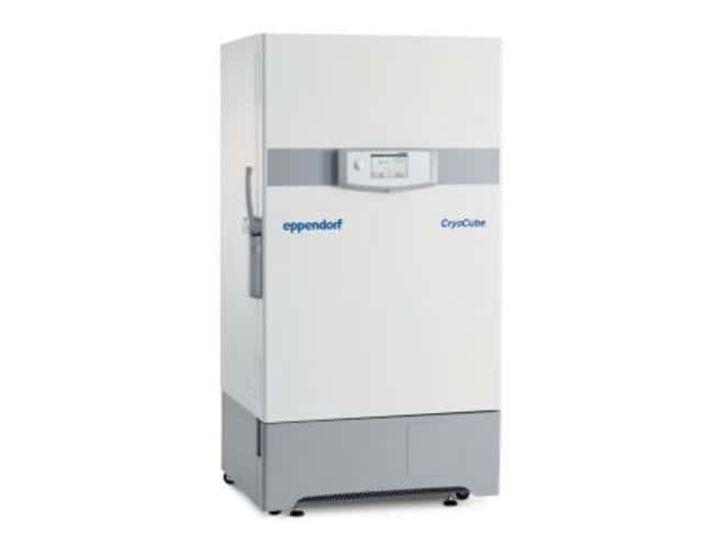Eppendorf CryoCube F740hiw ULT Freezer, 3 Compartments, LN2 Backup Left-handled, EU Plug Eppendorf CryoCube F740hiw ULT Freezer, 3 Compartments, LN2 Backup