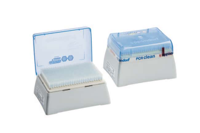 Eppendorf ep Dualfilter T.I.P.S. 384, PCR Clean and Sterile 100 µL to 0.5