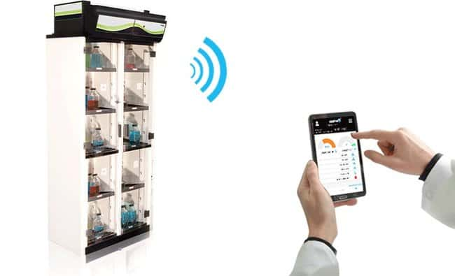 Erlab™Captair Smart Filtered Storage Cabinets  Products