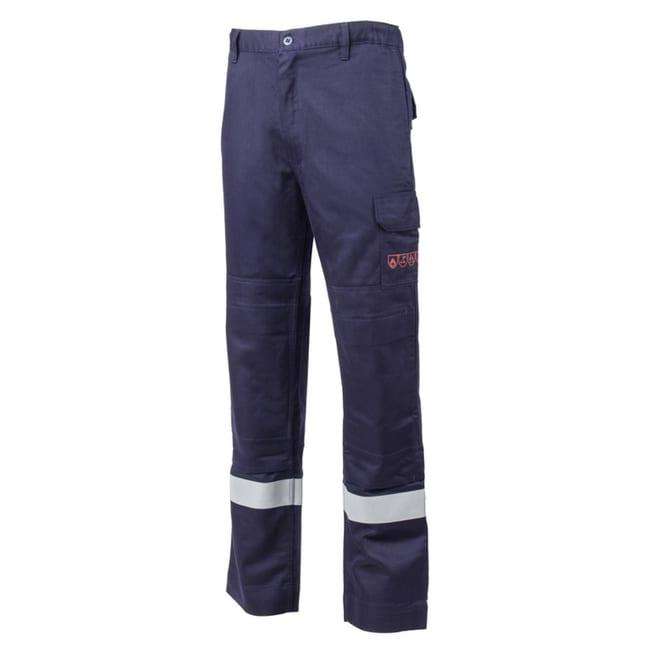 Euro Protection™Thor Multirisk Pants, Navy Medium Euro Protection™Thor Multirisk Pants, Navy