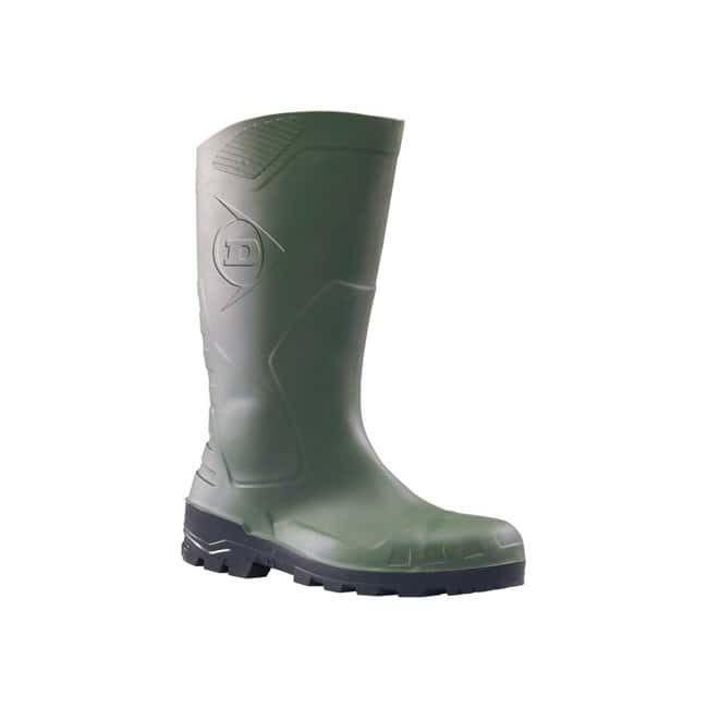 Euro Protection™Dunlop™ Devon S5 Safety Boots Color: Green/Black/White; Size: 40 Euro Protection™Dunlop™ Devon S5 Safety Boots