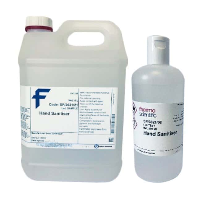 Fisher Chemical™ Hand Sanitiser