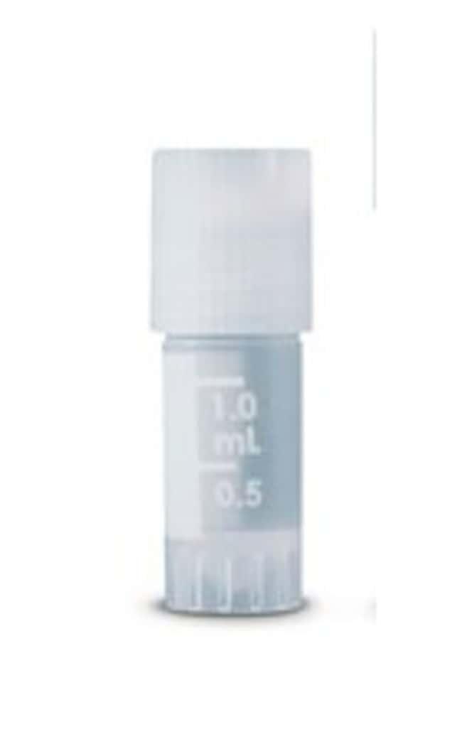 Fisherbrand™Externally and Internally Threaded Cryogenic Storage Vials Externally threaded; 1.2mL Fisherbrand™Externally and Internally Threaded Cryogenic Storage Vials