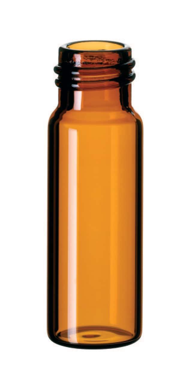 Fisherbrand™Fläschchen mit Gewindehals, 13-425-Gewinde, Glas, 4ml Amber Fisherbrand™Fläschchen mit Gewindehals, 13-425-Gewinde, Glas, 4ml