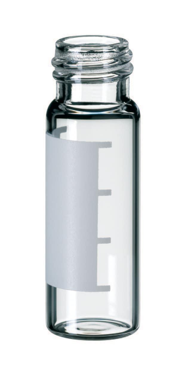 Fisherbrand™Fläschchen mit Gewindehals, 13-425-Gewinde, Glas, 4ml Klar, eingesetzt Fisherbrand™Fläschchen mit Gewindehals, 13-425-Gewinde, Glas, 4ml