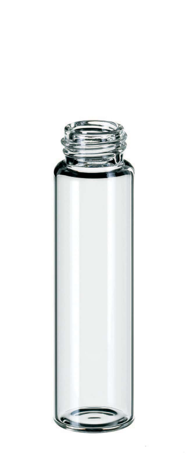 Fisherbrand™Fläschchen mit Gewindehals, 15-425-Gewinde, Glas, transparent 66ml; 12mm Höhe Fisherbrand™Fläschchen mit Gewindehals, 15-425-Gewinde, Glas, transparent