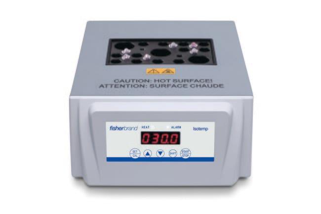 Fisherbrand™Isotemp™ Digital Dry Baths/Block Heaters Single block; 200-240V Fisherbrand™Isotemp™ Digital Dry Baths/Block Heaters