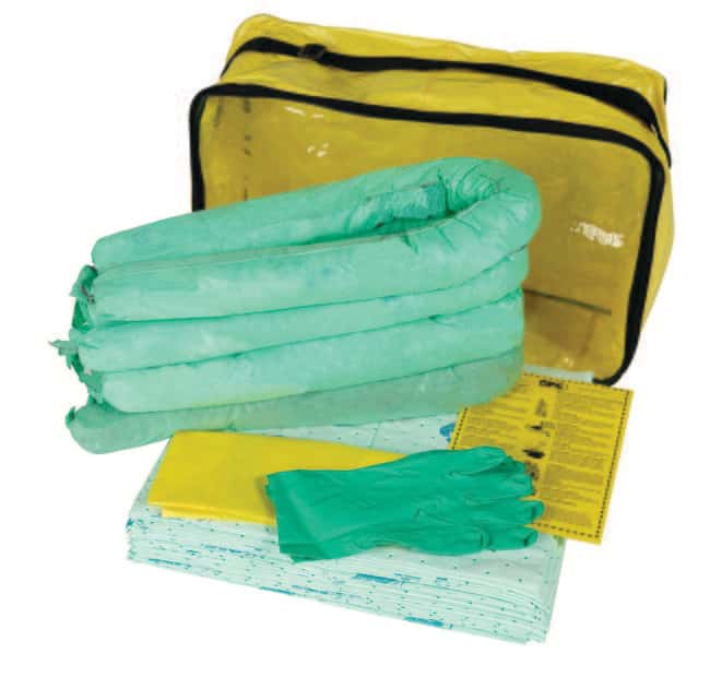 Fisherbrand™ Chemical Spill Kit, Absorption Capacity 37L