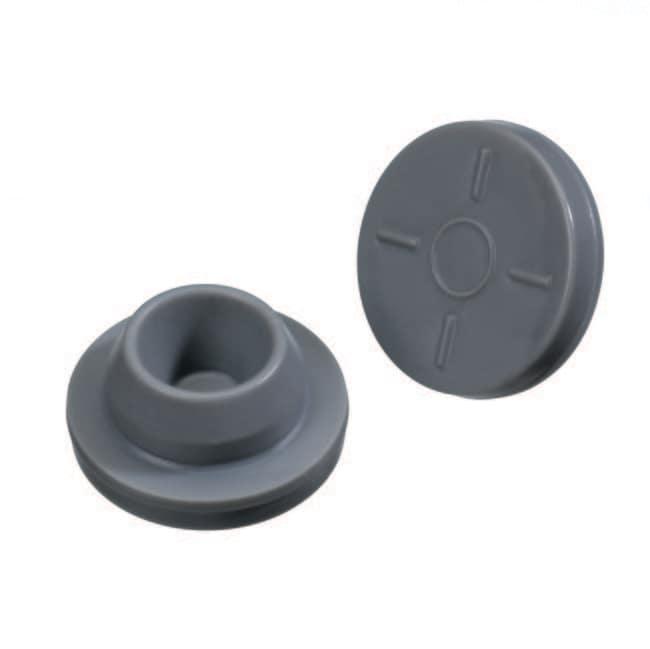 Fisherbrand™Septum for 20mm Crimp Cap Butyl grey,37° shore A Fisherbrand™Septum for 20mm Crimp Cap