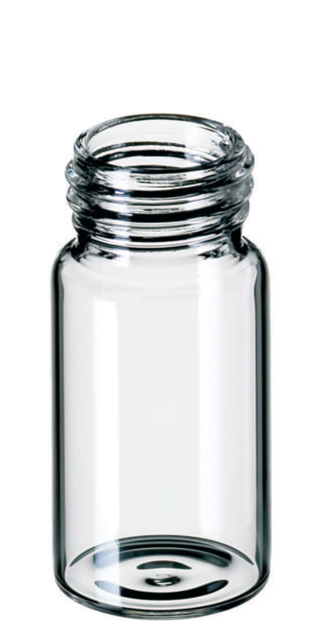 Fisherbrand™ EPA-Fläschchen mit Gewindehals, Glas Clear, 20mL, 57mm height Produkte