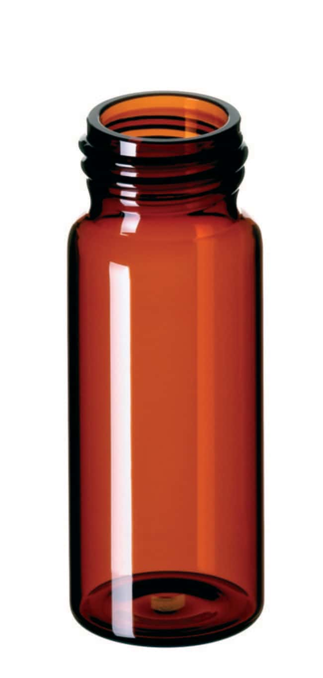 Fisherbrand™EPA Screw Neck Vial, Glass Amber, 30mL, 72.5mm height Products