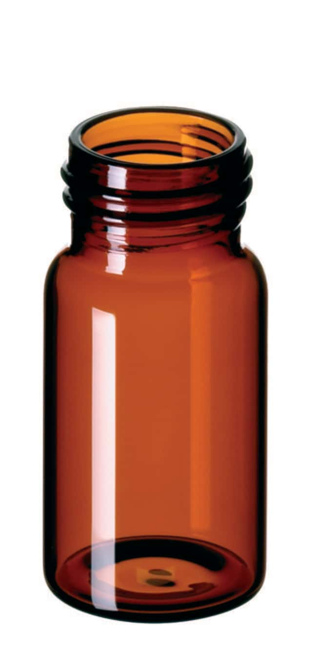 Fisherbrand™ EPA Screw Neck Vial, Glass Amber, 20mL, 57mm height Products