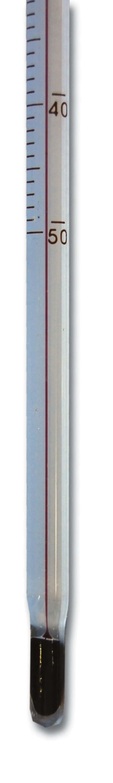 Fisherbrand™Thermomètre basse température à immersion totale rempli d'alcool Plage de Plage: -80 à 30°C voir les résultats
